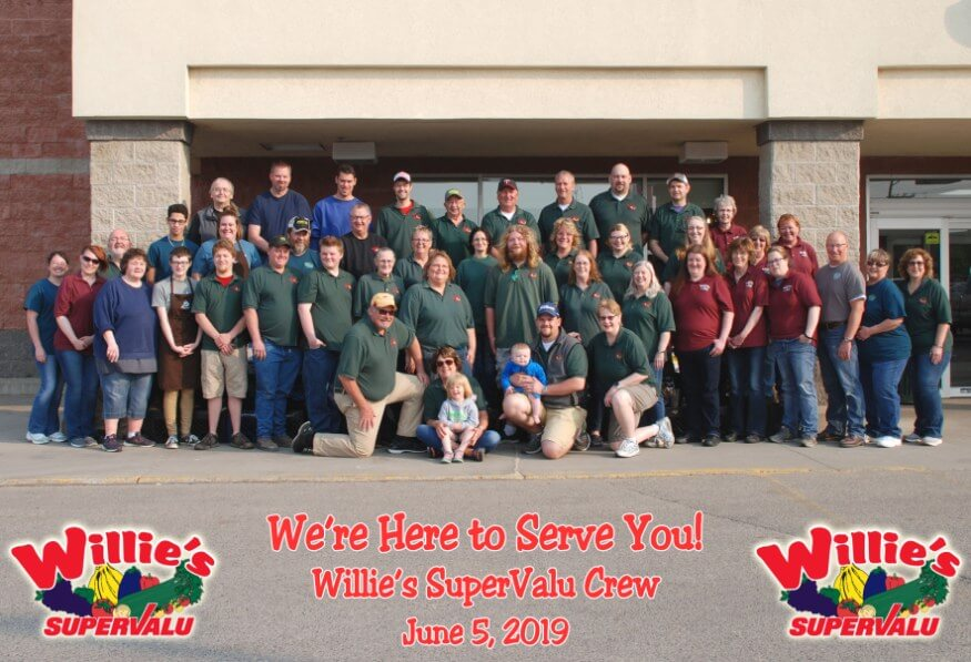 2019 Willies Staff Photo